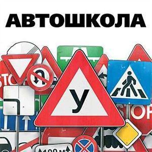 Автошколы Нижних Сергов