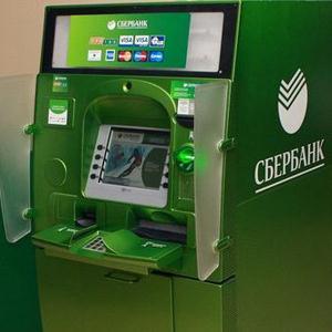 Банкоматы Нижних Сергов