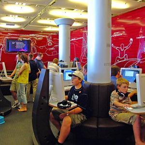 Интернет-кафе Нижних Сергов