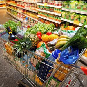 Магазины продуктов Нижних Сергов