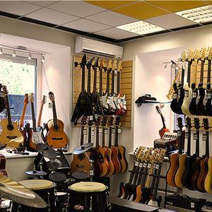 Музыкальные магазины Нижних Сергов