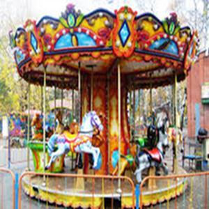 Парки культуры и отдыха Нижних Сергов