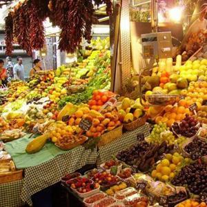 Рынки Нижних Сергов