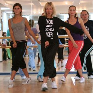 Школы танцев Нижних Сергов