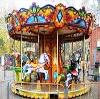 Парки культуры и отдыха в Нижних Сергах