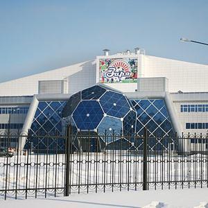 Спортивные комплексы Нижних Сергов